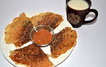 wheat dosa