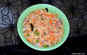 vegetable semiya