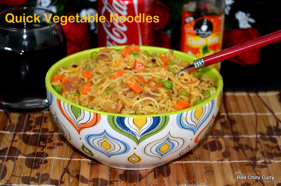 vegetable noodles,quick noodles,bachelor cooking recipes,kids food,kids recipes,noodles recipes,tiffen variety,quick snacks,chinese variety