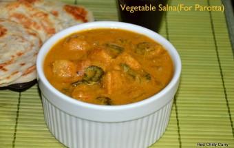 vegetable salna