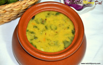 moong dal fenugreek