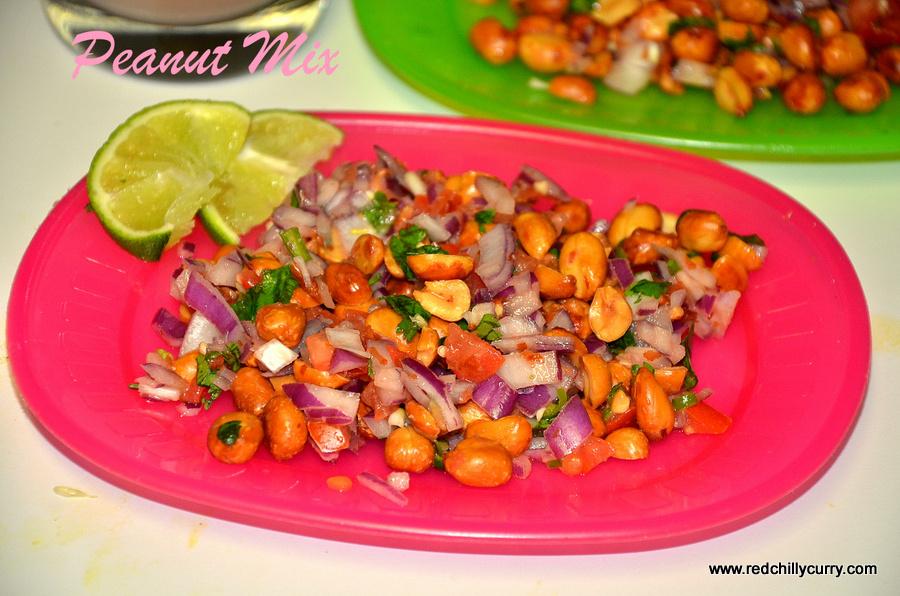 Peanut Chaat Recipe Masala Verkadalai Recipepeanut Recipes
