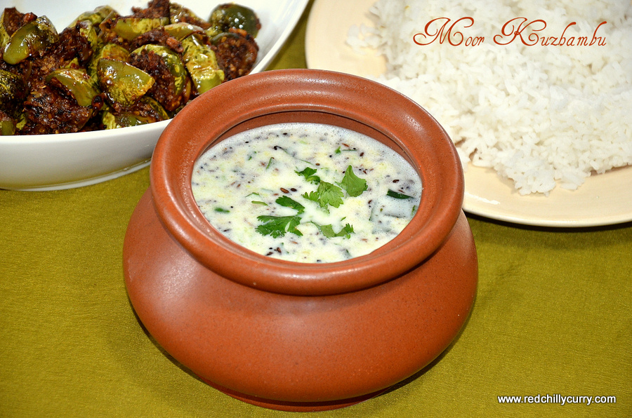 moor kulambhu,majiga,spiced buttermilk,yogurt curry,curd recipe,south indian yogurt curry,south indian moor kulambhu