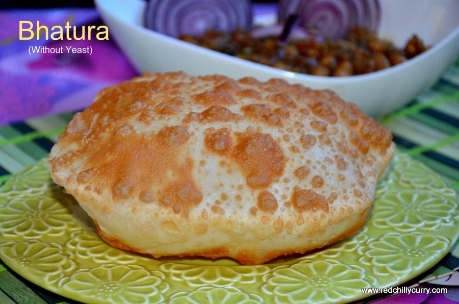 Bhatura without yeastpunjabi recipe forumfinder Choice Image