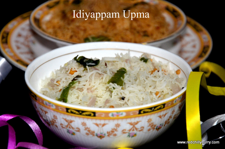 idiyappam,idiyappam upma,idiyappam podi,how to make idiyappam,bachlor recipe,kid delight,kid food,kid recipes