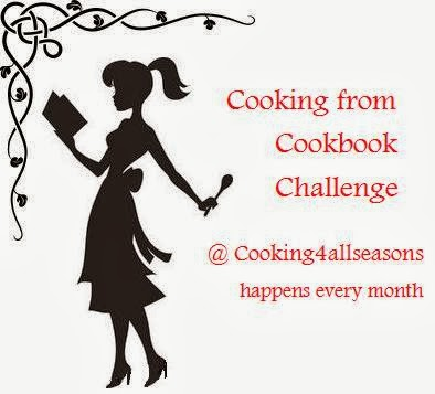 cookbook challence
