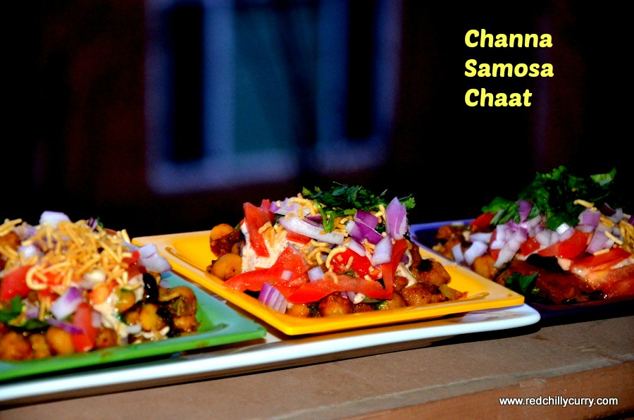channa chaat,samosa chaat,channa samosa chaat,street food recipe,chaat recipe,channa recipe,samosa recipe,snack recipe,tea snack recipe,road side recipe