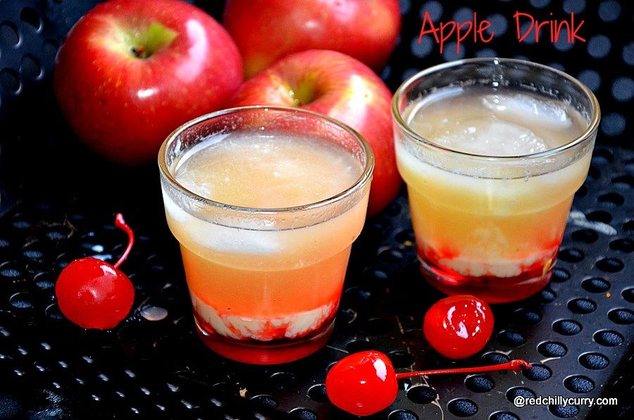 apple drink,apple juice,apple iced tea,apple iced,thai iced tea,party drink,condensed milk,condensed milk recipe,condensed milk juice,condensed milk drink,apple condensed drink,fruity drink,fruit juice