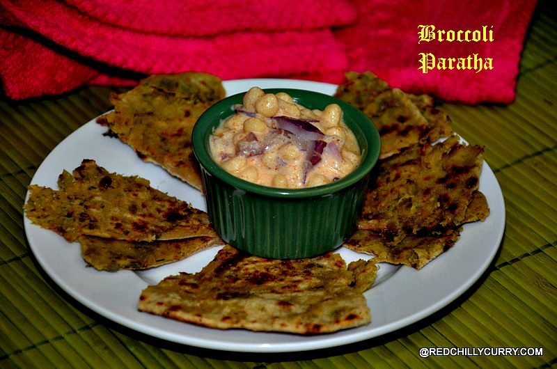 broccoli paratha,broccoli recipes,paratha recipes,north indian recipes,bread recipes,dinner recipes,lunch box recipes,lunch box ideas,lunch box food,dinner idea,breakfast recipes,raita,weight loss recipes,weight loss indian recipes