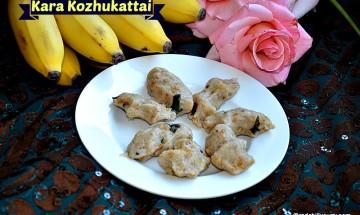 kara kuzhukattai