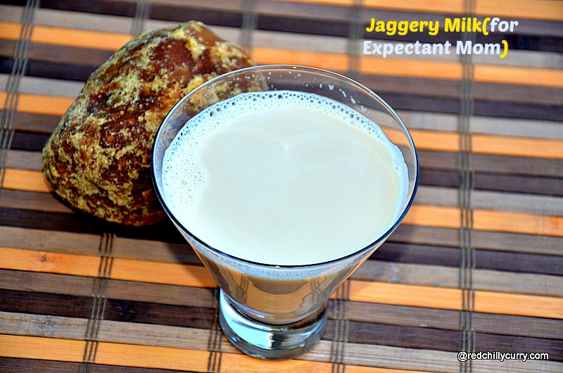 jaggery milk,jaggery milk for pregnancy,jaggery milk for pregnant women,natural remedy for iron increase,increase in milk production,pregnancy recipes,expectant mom recipes,indian recipes for pregnancy,natural iron increase,lactation recipes,natural lactation recipes,lactation food