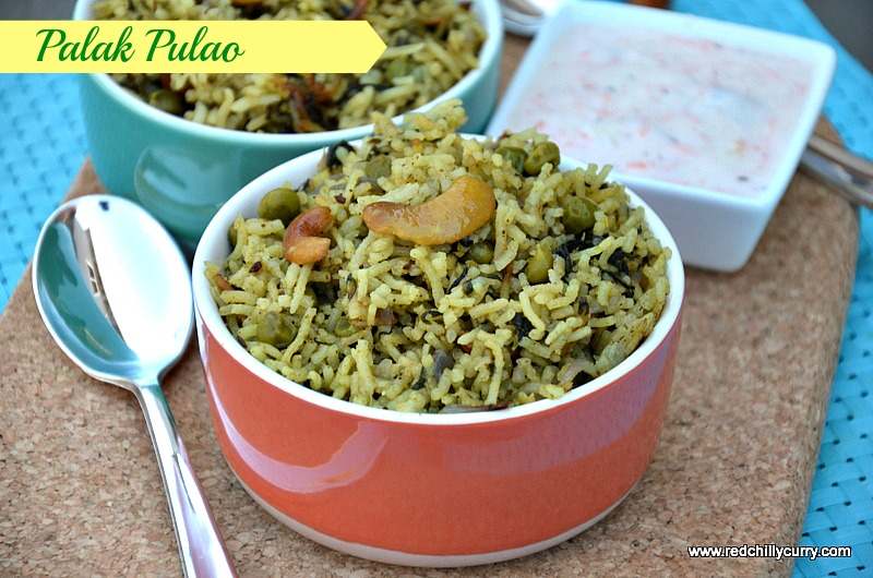 palak pulao,spinach rice,how to make palak pulao,biryni recipes,how to make biryani,variety rice,easy variety rice,quick lunch recipes indian,spinach recipes,spinach rice,palak recipes,lunch box recipes indian,kalavai sadham,vegetarian rice variety