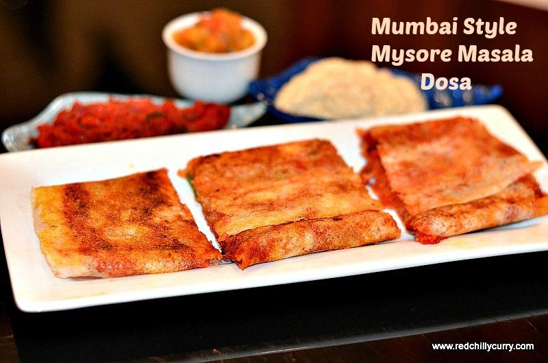 Mumbai style mysore masala dosa roadside recipes mumbai style mysore masala dosamysore masala dosaroadside recipesjuhu beach recipes forumfinder Images