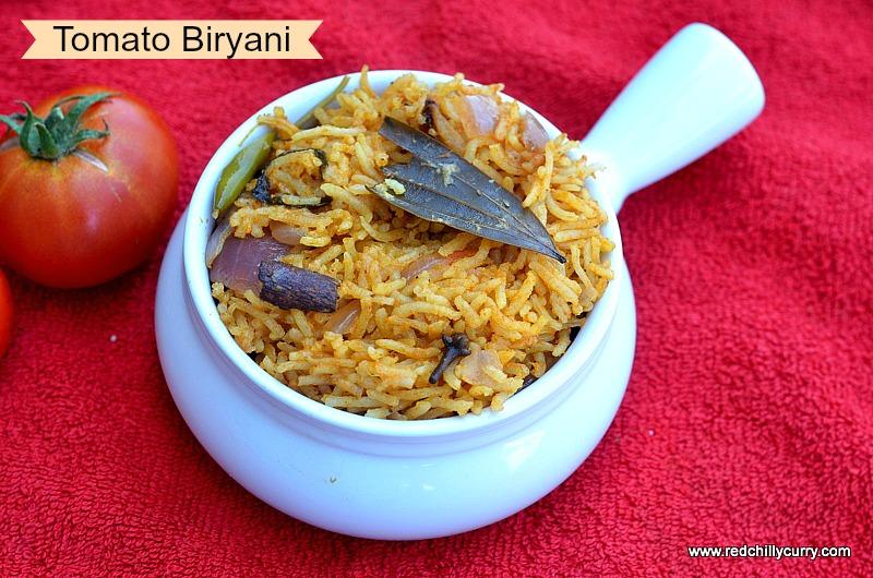 tomato biryani recipe,niryani recipes,vegetarian biryani recipes,thakkali rice,thakkali biryani,thakali rice,kids recipes,lunch box recipes,tomato rice,south indan rie varieties,tomato recipes,biryani recipes