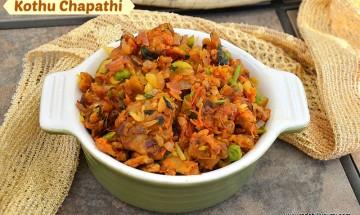 kothu chapathi