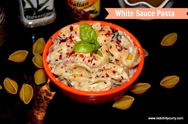 white sauce recipe, white sauce for pasta recipe, how to make whie pasta,italian recipe,pasta recipe,dinner recipe indian, vegetable pasta in white sauce