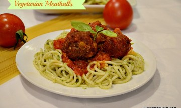 vegetarian meatballs recipe